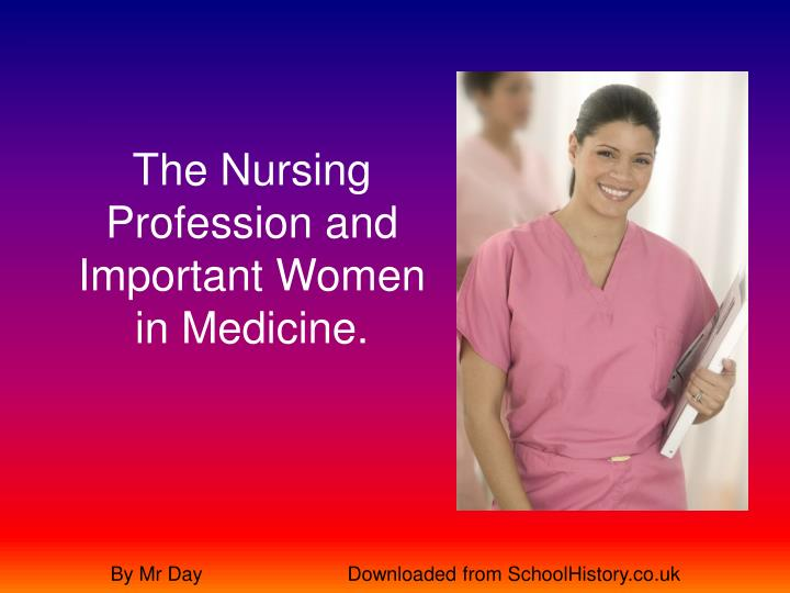 a report on the profession of nurses in the medical field Nursing can be a challenging profession  these quotes deal with the larger health care and medical field 100 entertaining & inspiring quotes for nurses:.