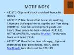 motif index12