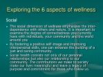 exploring the 6 aspects of wellness11