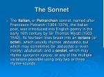 the sonnet3