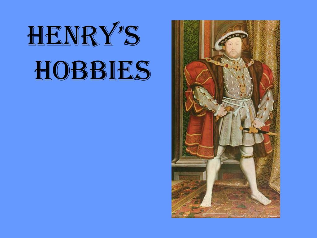 henry s hobbies l.