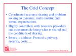 the grid concept