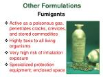 other formulations44