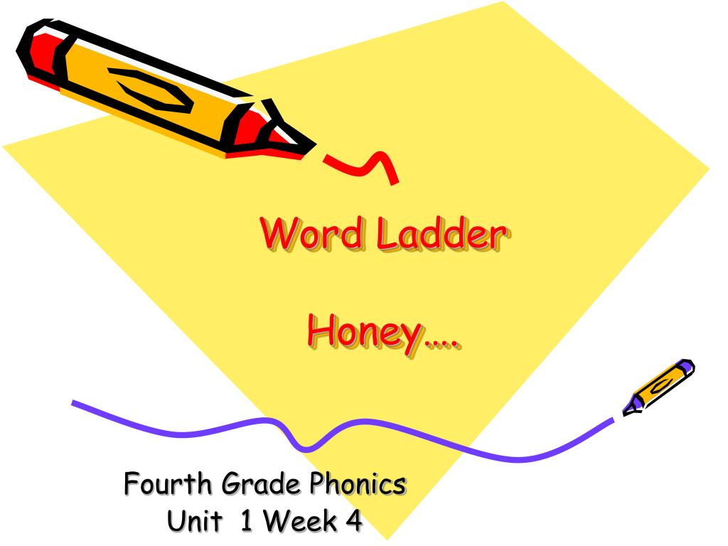 word ladder honey l.