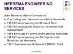 heerema engineering services