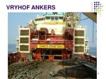 vryhof ankers