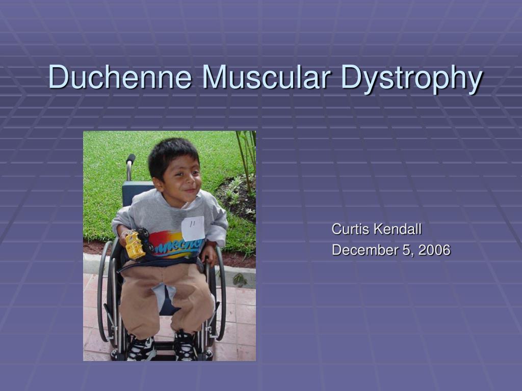 duchenne muscular dystrophy l.