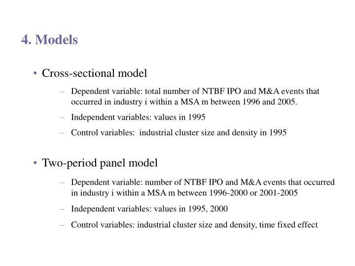 4. Models