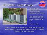hot water heat pumps25