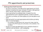 ppa appointments and promotions2