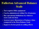 fullerton advanced balance scale6