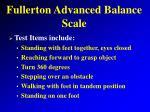 fullerton advanced balance scale7