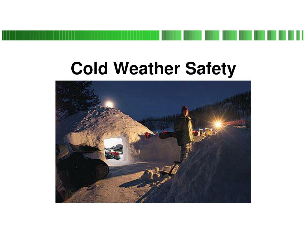 cold weather safety l.