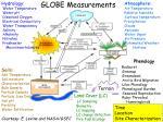 globe measurements