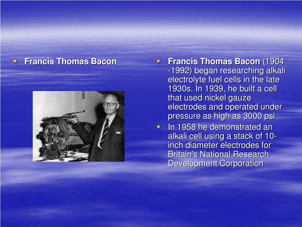 Francis Thomas Bacon