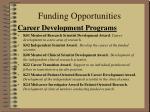 funding opportunities8