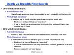 depth vs breadth first search