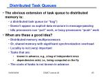distributed task queues