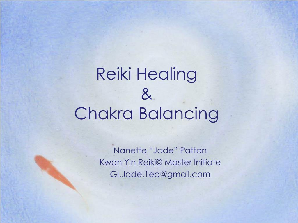reiki healing chakra balancing l.