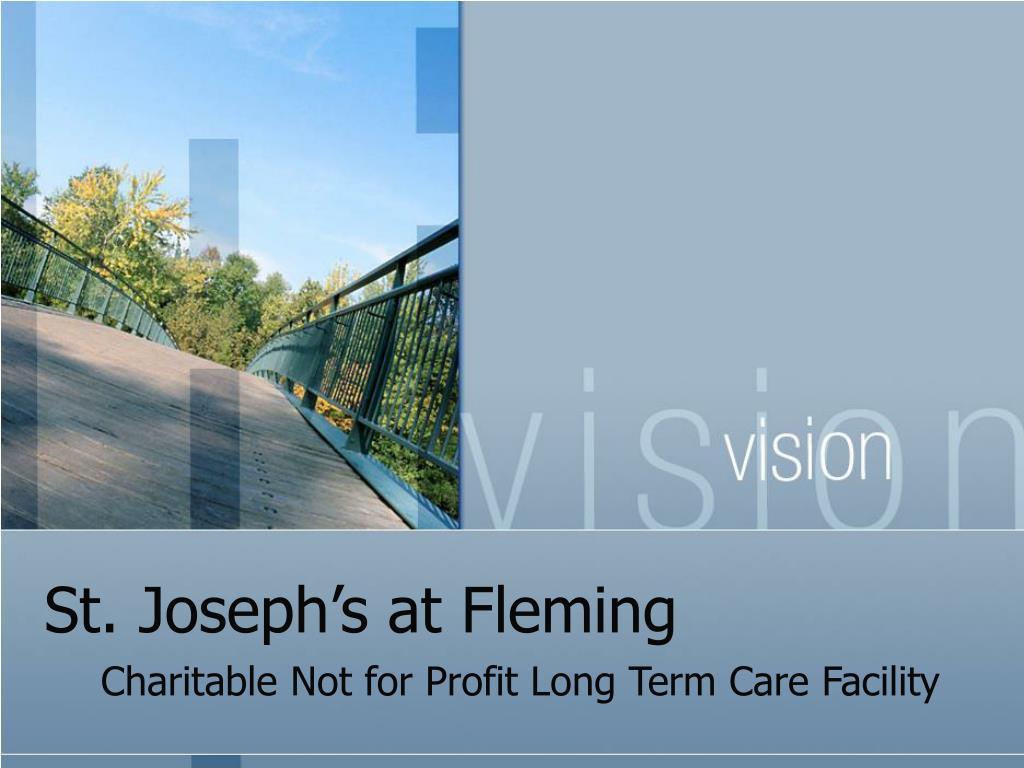 st joseph s at fleming l.