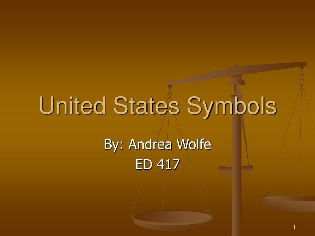 united states symbols l.