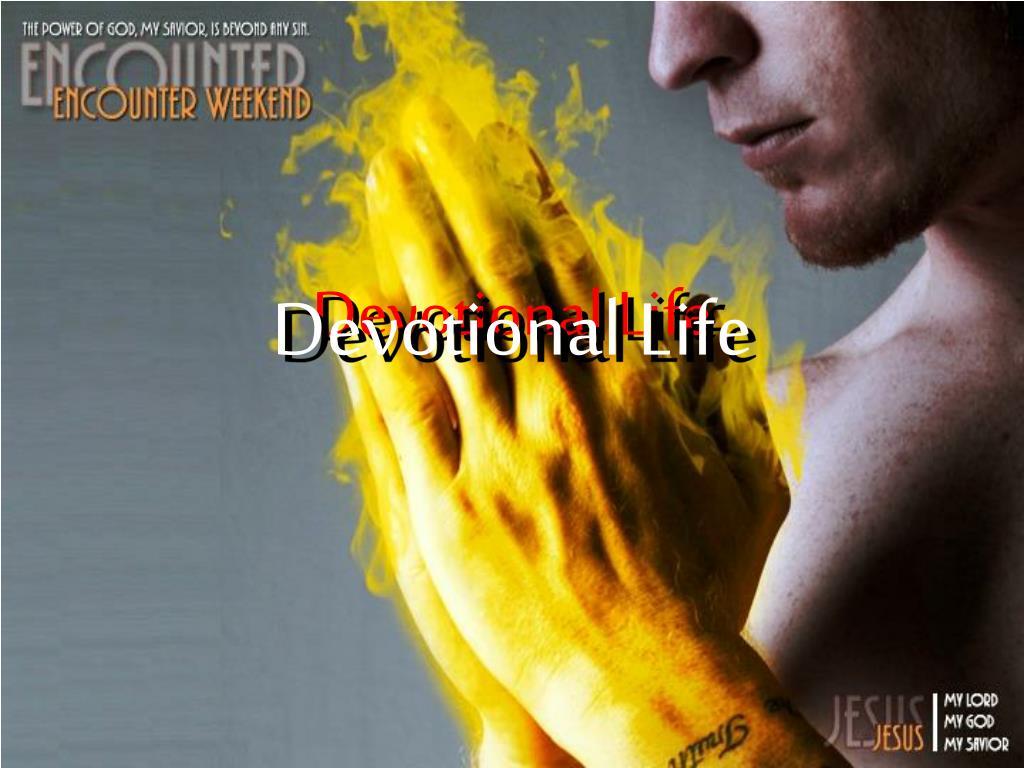 devotional life l.