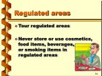 regulated areas3