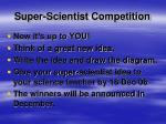 super scientist competition4