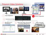 polycom video solutions21