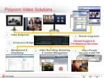 polycom video solutions23