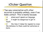 iclicker question4