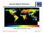 aerosol optical thickness5