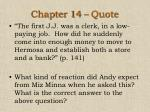 chapter 14 quote