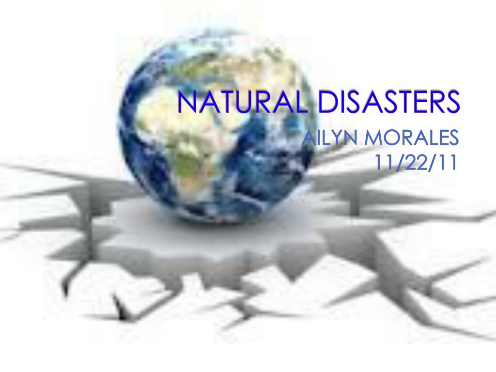 natural disasters l.