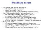 broadband issues