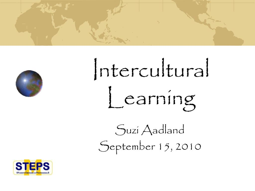 intercultural learning l.