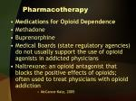 pharmacotherapy38