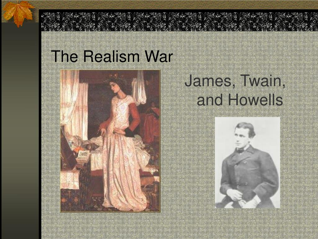 the realism war l.