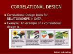 correlational design18