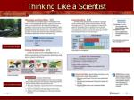 thinking like a scientist16