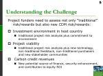 understanding the challenge5