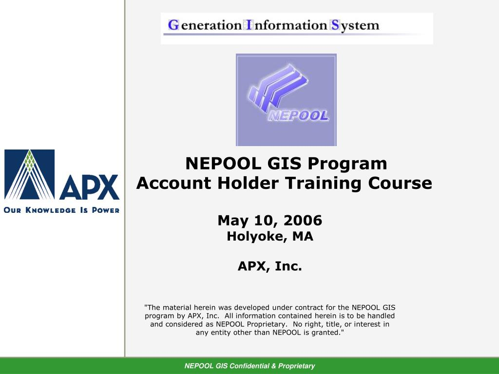 PPT - May 10, 2006 Holyoke, MA APX, Inc  PowerPoint
