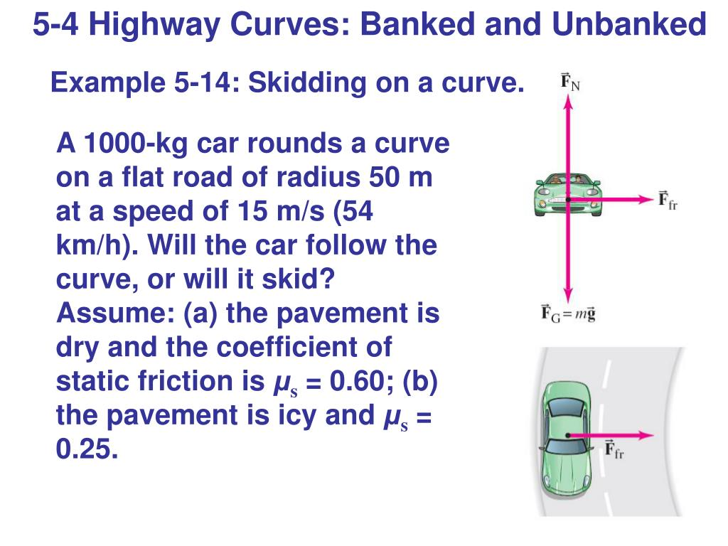 PPT - Chapter 5 Using Newton's Laws: Friction, Circular