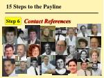 15 steps to the payline91