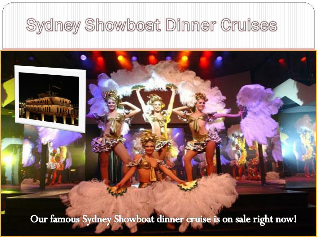sydney showboat dinner cruises l.