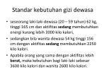 standar kebutuhan gizi dewasa15