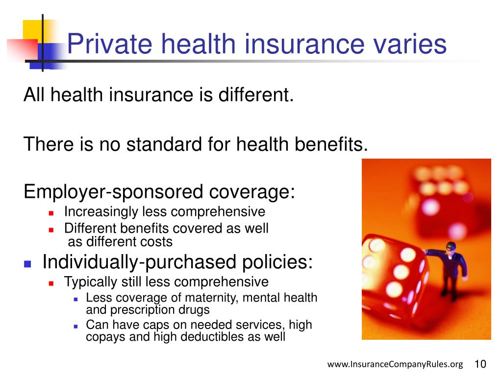 PPT - Private Health Insurance 101 PowerPoint Presentation ...