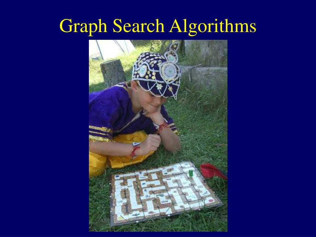 Graph Search Algorithms