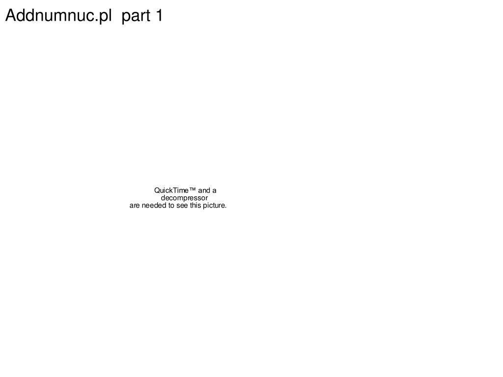 Addnumnuc.pl  part 1