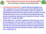 islamic banks corporate social responsibility qur anic evidence on aspects of social responsibility23